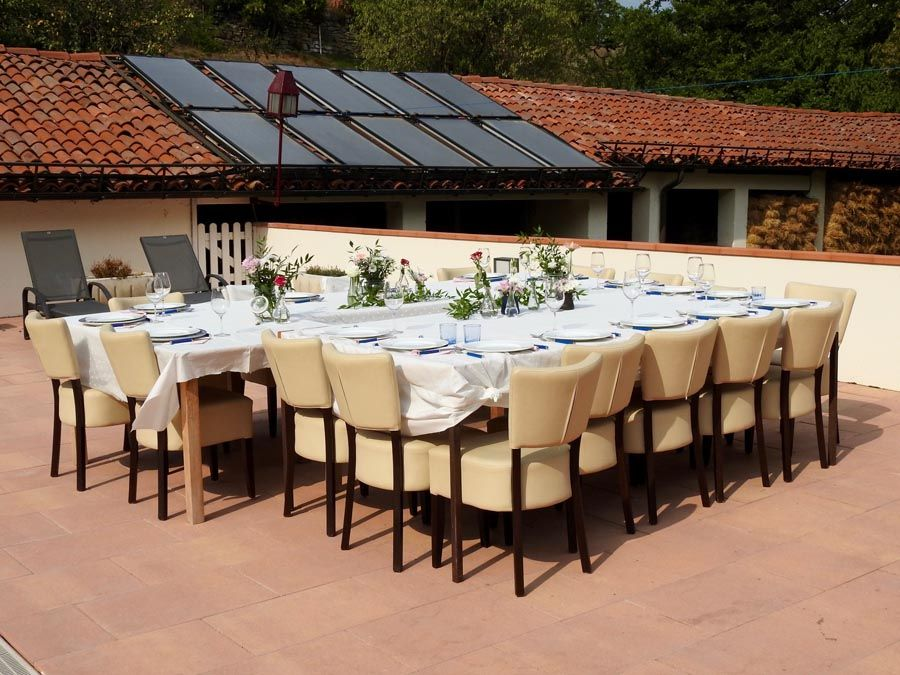 Events luxury villa italy